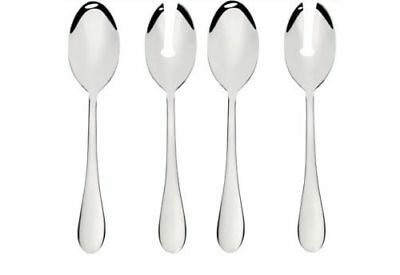 Stanley Rogers Albany 2 Sets Salad Servers Set Salad Fork & Salad Spoon