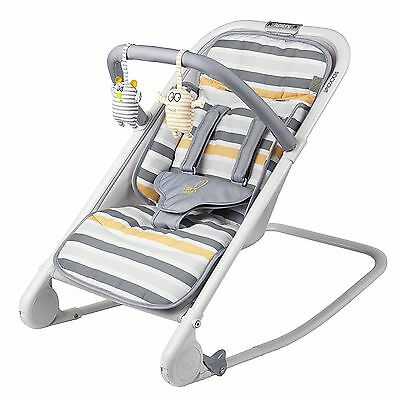 BabaBing! Baby / Child / Kid RockOut 3 Position Rocker / Bouncer