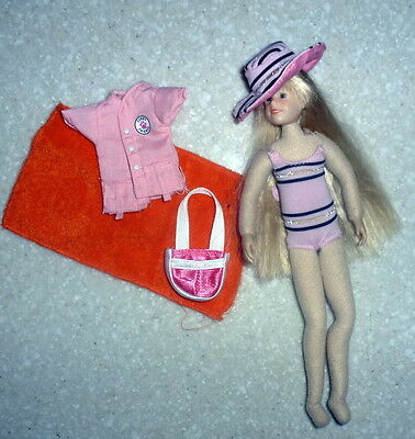 Only Hearts Club Doll With Swim Outfit...bargain !