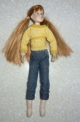 Only Hearts Club Doll With Jeans ...bargain !