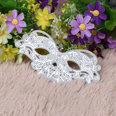 1X Mask Cutting Dies Stencils For DIY Scrapbooking Diary Album Paper Card Crafts