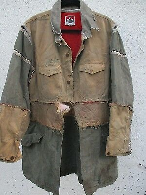 THE POSTMAN Screen Used Wardrobe POST APOCALYPTIC Movie Prop Costume