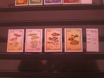 Algerie Timbres N°787/790 Neufs**