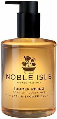 Noble Isle Summer Rising Shower Gel 250ml & A FREE 30ml Molton Brown (BRAND NEW)