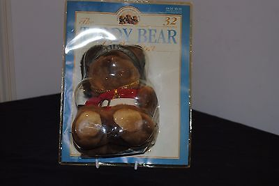 The Teddy Bear Collection - Number 32 Guy The Guardsman