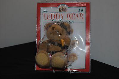 The Teddy Bear Collection - Number 14 Pedro The Pirate