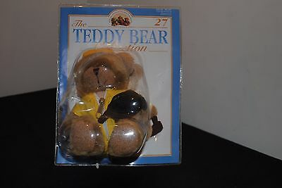 The Teddy Bear Collection - Number 27 Bert The Builder