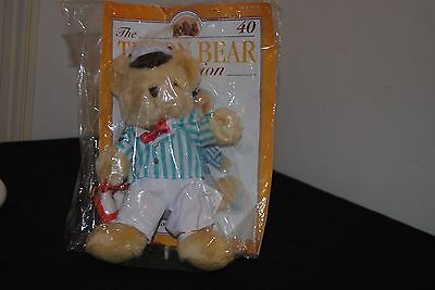 The Teddy Bear Collection - Number 40 Milo The Milkman