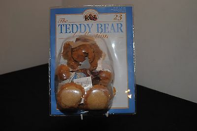 The Teddy Bear Collection - Number 23 Clint The Cowboy
