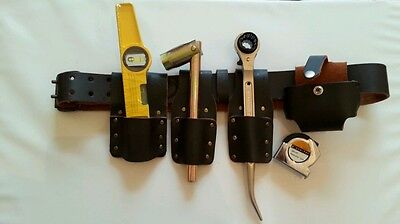 Scaffolding Tool Set With Belt And Frogs,
