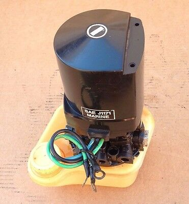 Used tilt trim motor  with pump and oil tank