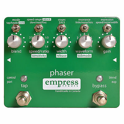 Empress Effects Phaser Brand New ** Next Day Delivery **