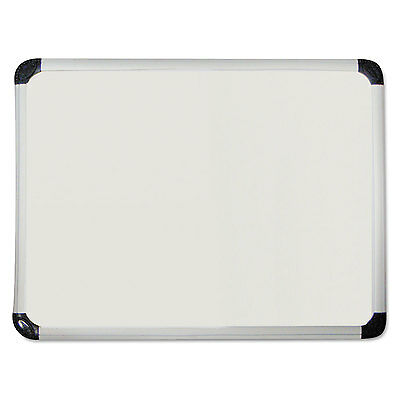 Universal One Porcelain Magnetic Dry Erase Board 72 x 48 White 43843