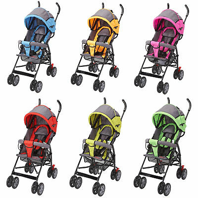FoxHunter Baby Infant Toddler Single Stroller Pushchair Pram Buggy Rain Cover