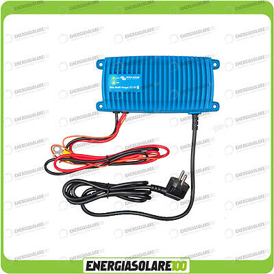 Caricabatteria Blue Power 12V 25A IP67 (1+Si) Victron Energy auto,moto,camper