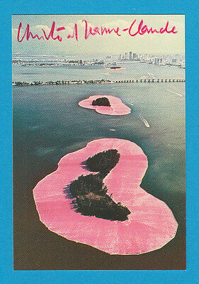 Christo & Jeanne-Claude - KPK - Surrounded Islands Biscayne Bay - #  2799