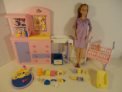 Barbie Happy Family Pregnant Midge (without belly), Baby & Nursery Lot