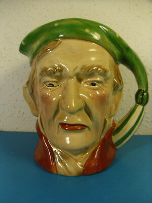Beswick England Scrooge Large Character Jug.Charles Dickens.A Christmas Carol.