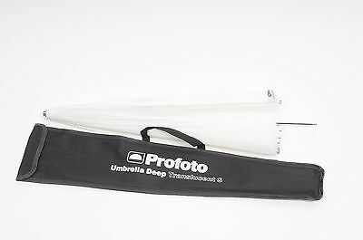 "Profoto Deep Small Umbrella 33"" Translicent                                 #879"