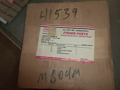 Fisher Parts Rgasketx212 Design E Gaskets -325 To 1100F    (Wl15)
