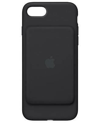 Genuine Apple iPhone 7 Smart Battery Case Black - MN002LL/A - In Box VG