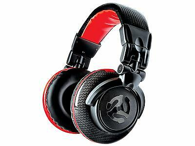 NUMARK Red Wave Carbon Cuffia professionale per dj
