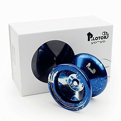 YOYO, Magicyoyo P.LOTOR Newest Design V1 Polished Alloy Aluminum Professional