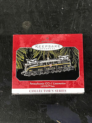 Hallmark Keepsake Ornament 1947 Pennsylvania GG-1 Locomotive Lionel Train