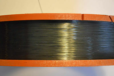 "Tungsten / Wolfram Wire  99,95% , 0.0085"" diameter, 40"" length"