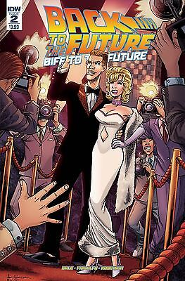 Back To The Future Biff To The Future #2 (Of 6)