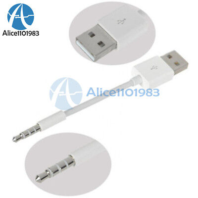 USB Charger Data Sync Cable Lead For Apple iPod Shuffle 1st 2nd Generation