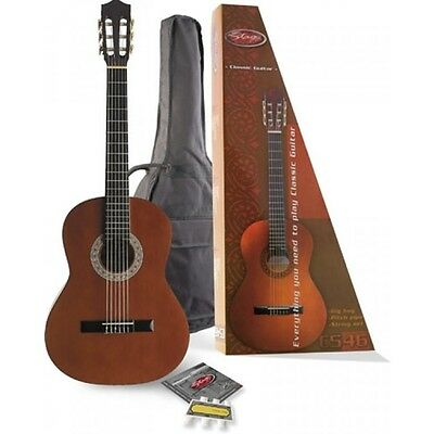 Stagg C546 Pack - Classical Guitar - Beginner