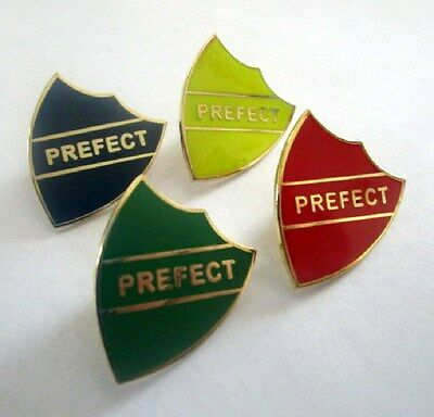 "Hogwarts ""Prefect"" or ""Pinhead"" Enamel Pin / Badge"