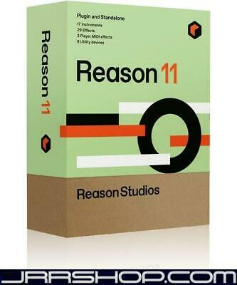 Propellerhead Reason 9 Upgrade eDelivery JRR Shop