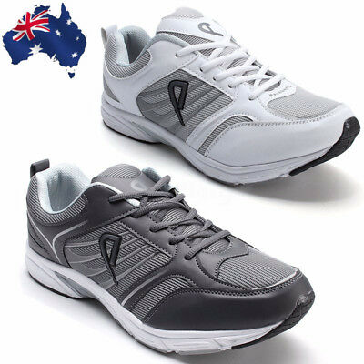 AU Men's Outdoor Sports Shoes Breathable Casual Sneakers Running Shoes Plus Size