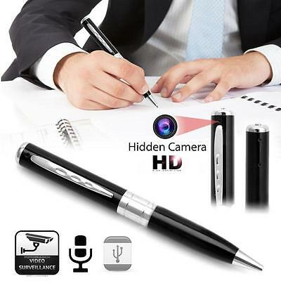 New Mini 1280×960 HD USB DV Spy Pen Camera Recorder Hidden Security DVR Video MT