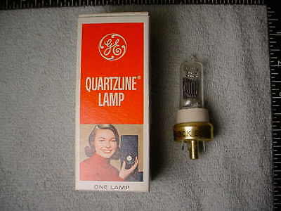 Bck Long Life Projector Lamp Bulb 120 Volt 500 Watt Film Slide, Nos