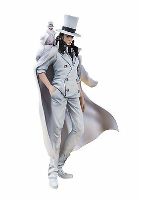 *NEW* One Piece Film Gold: Rob Lucci Figuarts ZERO PVC Figure