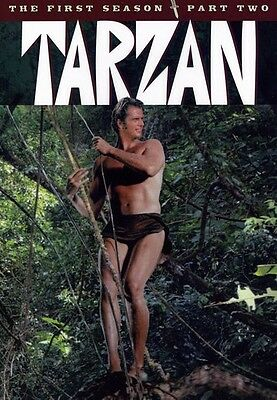 Tarzan: Season One, Part Two [4 Discs] (2012, DVD NEUF) DVD-R (RÉGION 0)