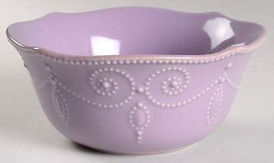 Lenox FRENCH PERLE VIOLET All Purpose Cereal Bowl 10303314