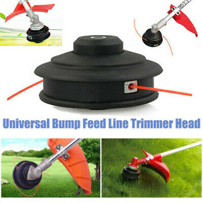 Universal Replacement Bump Feed Line Trimmer Head Whipper Snipper Brush Cutter