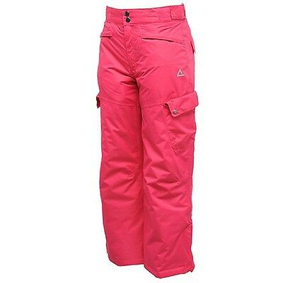 Dare2b Stomp It Out Girls Waterproof Breathable Ski Pants Salopettes