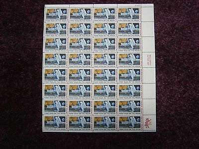 Usa space stamps 7 complete sheets MNH together on offer
