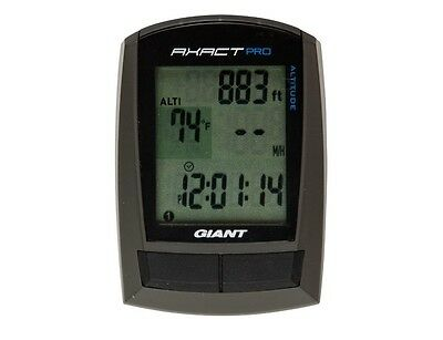 Giant Axact Pro 22 Function Wireless Professional Lcd Bike Computer Odometer
