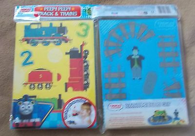 Bathtime Build Set - THOMAS & Friends - Track & Engines - Bath Toy - New