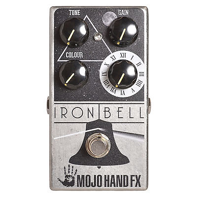 Mojo Hand FX Iron Bell Fuzz Brand New ** Next Day UK Delivery **