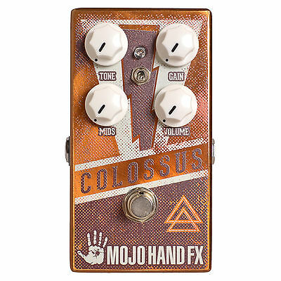 Mojo Hand FX Colossus Fuzz Brand New ** Next Day UK Delivery **