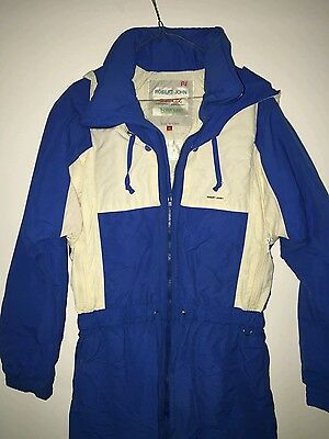 John Roberts men's size 40 insulated single piece ski suit