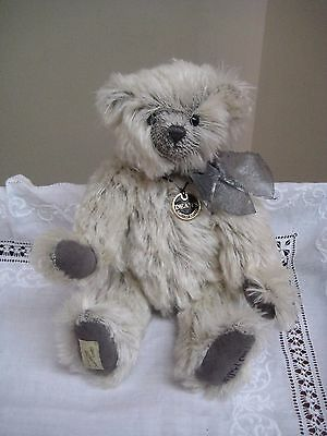 "Dean's Rag Book Limited Ed. Signed 'Maldwyn Morgan' 13"" Teddy Bear"