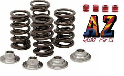 00-07 Honda XR650R XR 650 650R Kibblewhite Titanium Valves Springs & Seals Kit